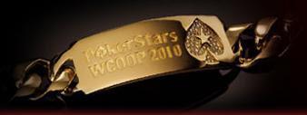 2010 WCOOP Bracelet