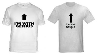 I'm With Genius, I'm With Stupid
