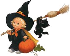 Intercambio Dia de brujas