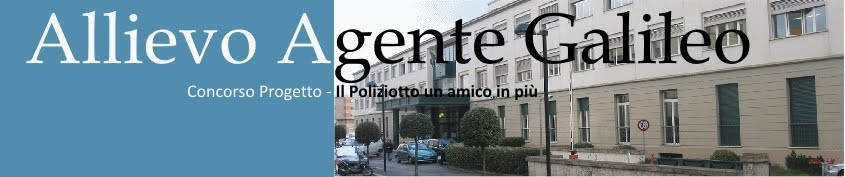 Allievo Agente Galileo