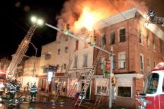 Wynn Ann Restaurant Fire
