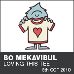 Bo Mekavibul - Loving This Tee - What's Your Passion