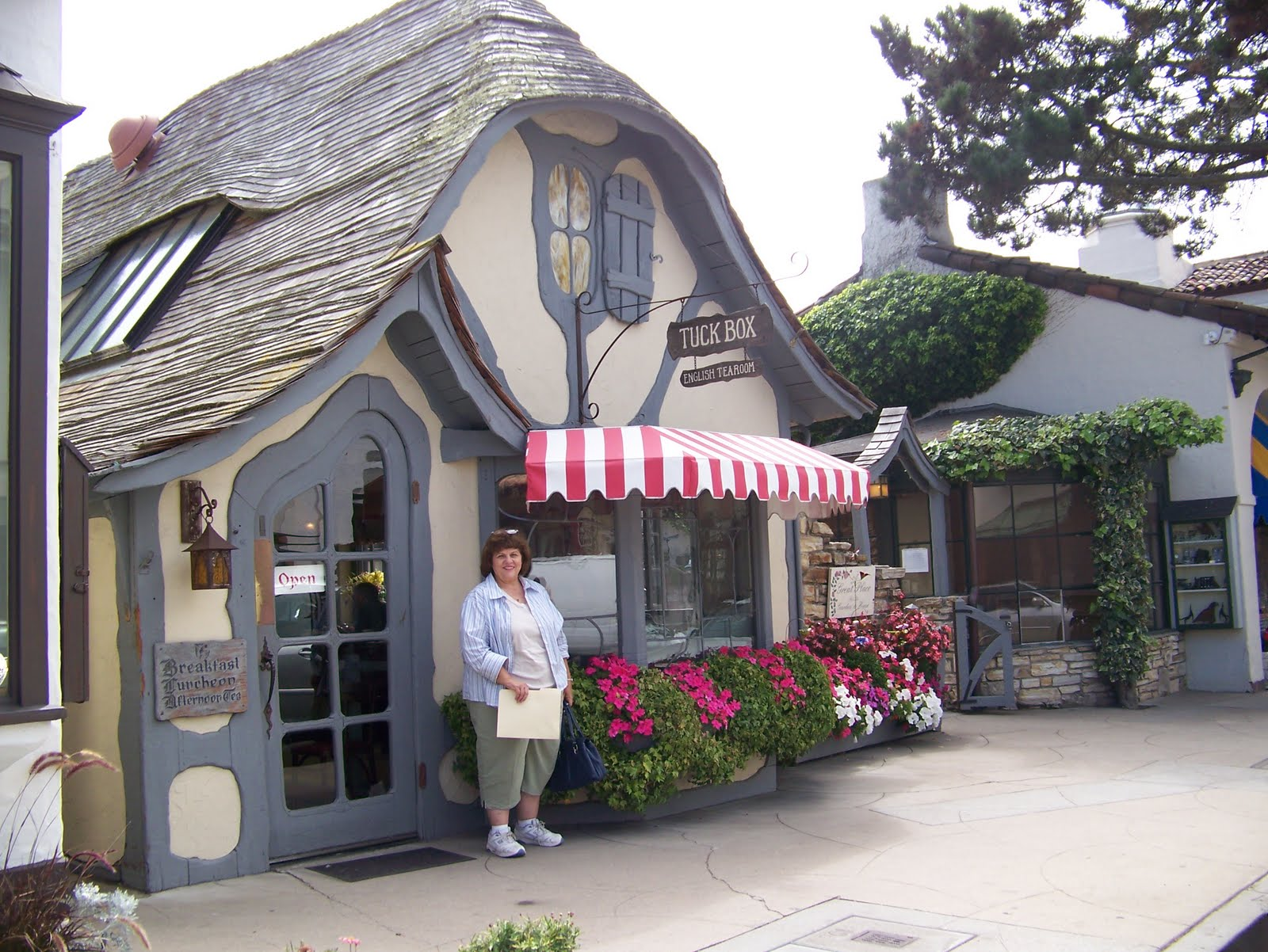 Gary Leah Storybook Cottages of Carmel