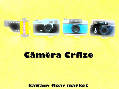 Rings Collection #3 - Camera Craze