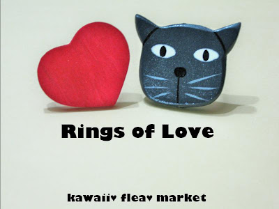 Rings Collection #2 - Rings of Love