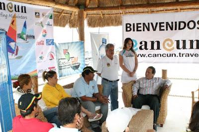 cancun windsurfing midwinters rueda de prensa