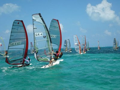 5ta Regata Primavera 2009 Cancun