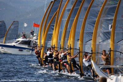 41e semana olimpica francesa