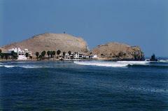 DISTRITO DE CERRO AZUL: Puerto de los Ensueños