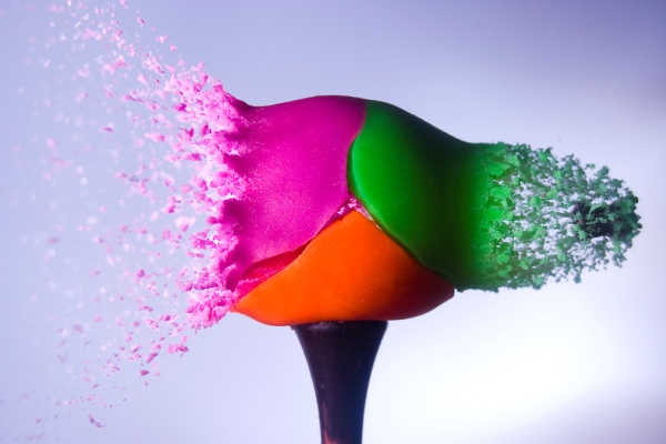 High Speed Bullet Shots Photography Pics