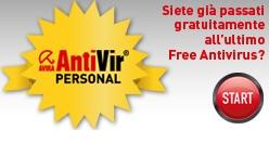AVIRA ANTIVIRUS PERSONAL FREE ANTIVIRUS GRATIS