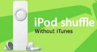 CARICARE MP3 SU IPOD SHUFFLE SENZA ITUNES