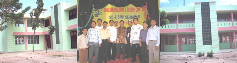 SMP Integral Luqman al Hakim Hidayatullah Batam