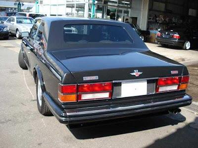 Bentley Hooper 2 Door Turbo R
