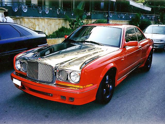 Bentley Continential T Talamo Special
