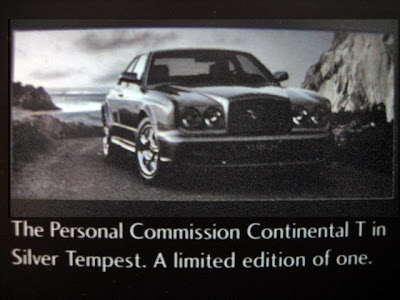 Bentley Continential T 440