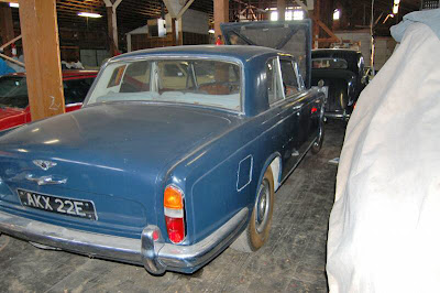 Rolls Royce Silver Shadow Bentley T coupe James Young 2 door