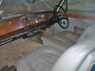 Rolls Royce Silver Shadow Bentley T coupe James Young 2 door