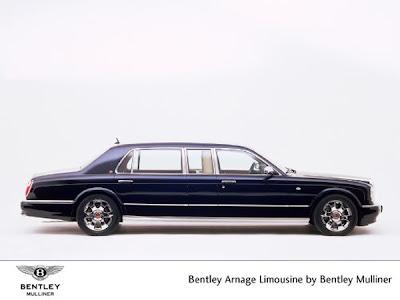 Bentley Arnage RL 728