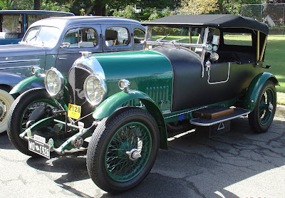 Aussie W. O. Bentley
