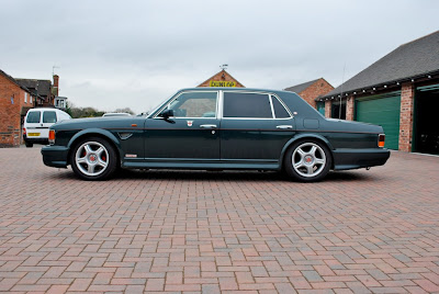 Bentley Turbo RT Mulliner