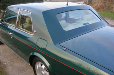 Bentley Turbo R 2 door Hooper