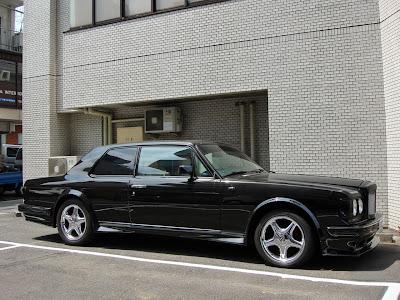 Bentley Turbo R Hooper 2 Door