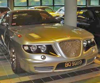 Bentley Silverstone Sultan