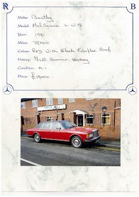 Bentley Mulsanne L
