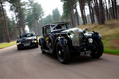 Bentley 8 Litre and Bentley Mulsanne