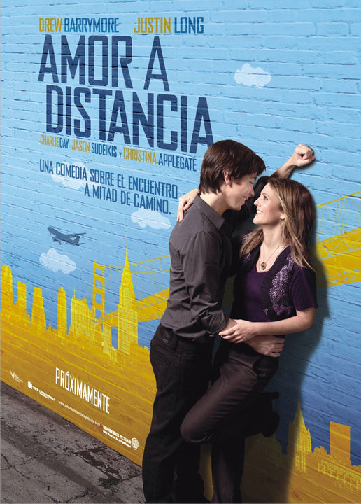 amor en la distancia. distancia de amor.