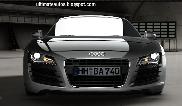 Ultimate autos: Audi RS5 Coupe coming to America in 2012, Audi R8 ...
