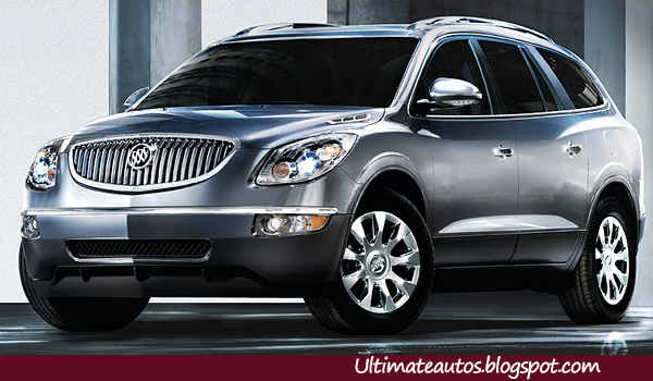 ultimate autos 2011 buick enclave. Black Bedroom Furniture Sets. Home Design Ideas