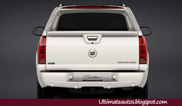 2011 Cadillac Escalade EXT walk-through