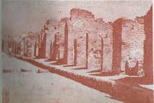 Ruinas del templo de Júpiter. Pompeya