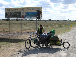 Into Queensland