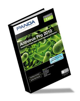 برنامج باند انتي فايروس Panda Anti-virus