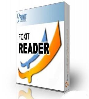 برنامج فوكست بي دي اف ريدر Foxit PDF Reader 4.0