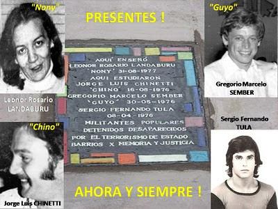 inef romero brest: