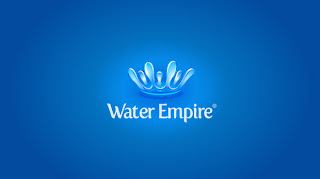 Orange Label студия web дизайна Water Empire логотип
