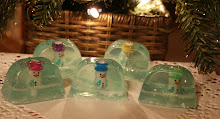 Snow Globe Soap Tutorial