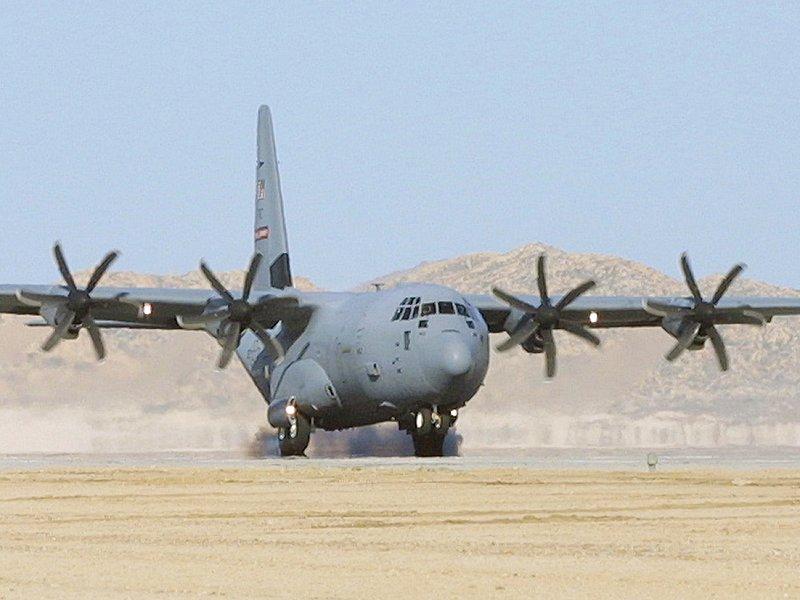 The privately developed C 130J