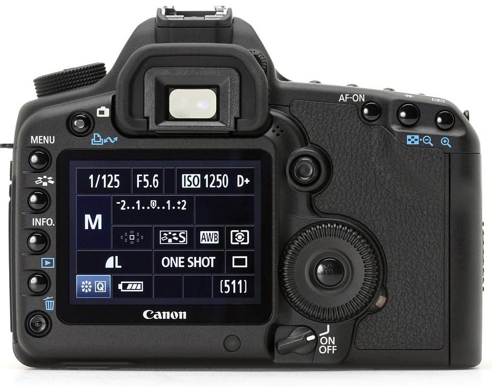 Inovatec canon expert eos 5d mark ii for Canon 5d especificaciones