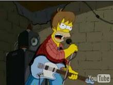 Homer like Kurt Cobain :D
