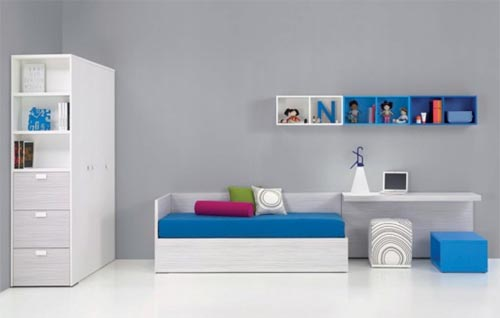 Here Are Some Pictures Of Junior Bedroom Was Designed By Spanish Company  BM. We Hope It Can Help You To Create Your Junior Bedroom.