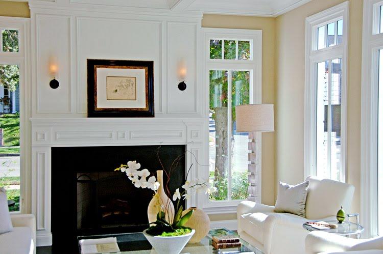 Fireplace Update Suggestions Granite Floor Paneling