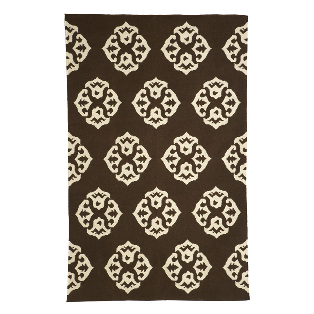 West Elm - Andalusian Rug (above)