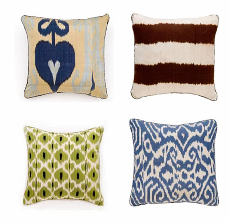 COCOCOZY: CHEAP TO CHIC: ACQUIRING AN EYE FOR IKAT!!