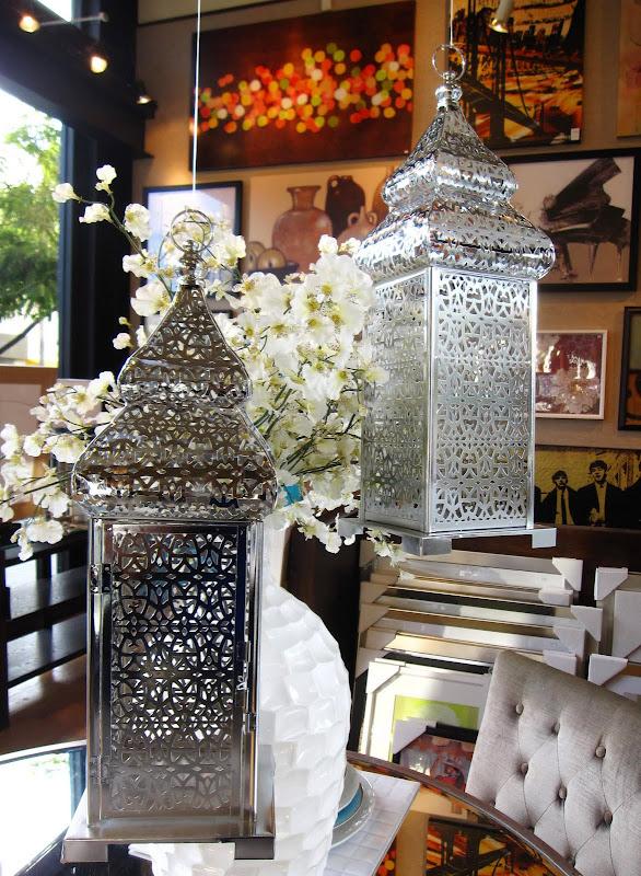 metal lanterns for weddings