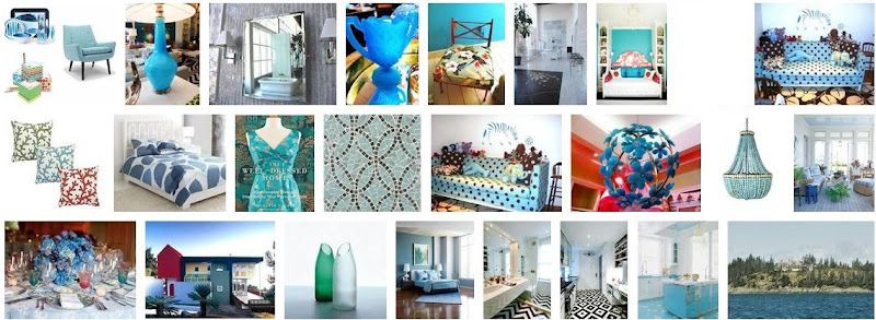 Blue COCOCOZY style board